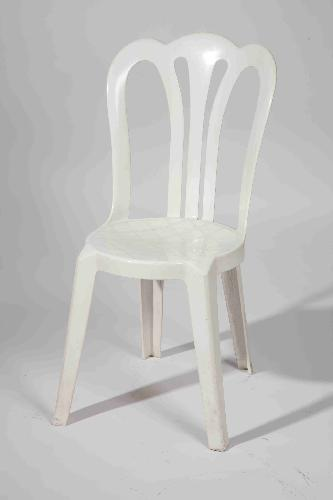 White Bistro Chair az